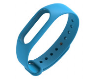 Ремешок к фитнес-браслету Xiaomi Mi Band 3 силиконовый (бирюзовый)