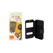 """Чехол универсальный (Neypo Premium) 5,5"""" книжка с силиконовым креплением на магните"""