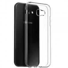 Чехол силиконовый Samsung A5/A520F (2017)(Jekod/Kiss Will)