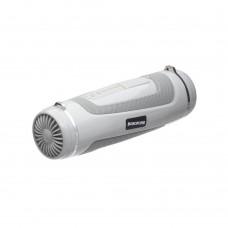 Bluetooth колонка Borofone BR7 с фонарем  серый