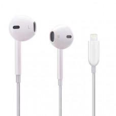 Наушники внутриканальные для Apple EarPods 8pin (техпакет)