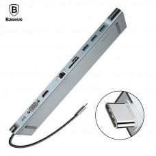 USB Конвертер HUB 8 в 1 (C-C3UEHVMSD35)(Baseus)