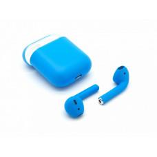 Гарнитура AirPods беспроводная (Голубой матовый)