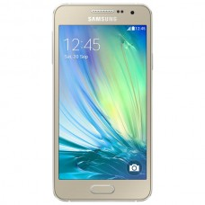 Б/У Samsung A300F/DS Galaxy A3 (2015) Gold