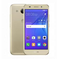 б/у Сотовый телефон Huawei Y3 (2017) Gold (CRO-U00)