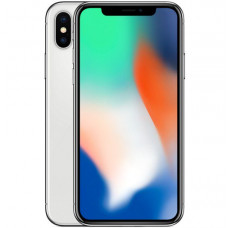 б/у Сотовый телефон iPhone X 64 Gb Silver