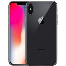 б/у Сотовый телефон iPhone X 64 Gb Space Gray (восстановленный)