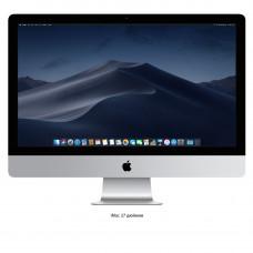 iMac 27 дюймов с дисплеем Retina 5K.