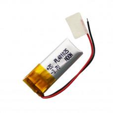 Аккумулятор маленький (401125)(200mAh 3.7v)