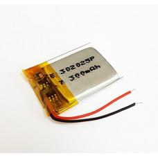 Аккумулятор маленький (302025)(300mAh 3.7v)