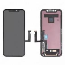Дисплей iPhone XR (черный) с тачскрином оригинал