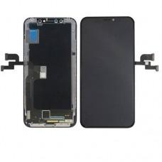 Дисплей iPhone XS (черный) с тачскрином оригинал