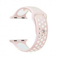 Ремешок силиконовый для Apple Watch 42 мм Sport Band Nike+