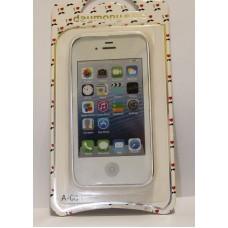 iPhone 4 Bumper  металлический Daymony