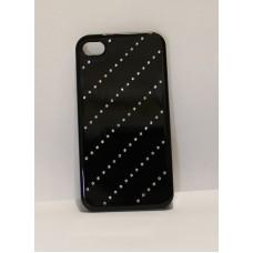 iPhone 4 накладка со стразами