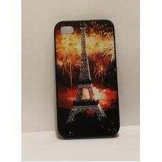 iPhone 4 накладка пластик Париж