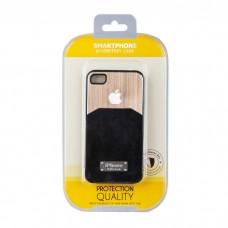 iPhone 5 Защитная крышка (Кожа/Металл)