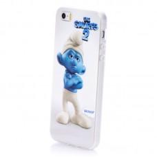 iPhone 5 накладка Smurfs