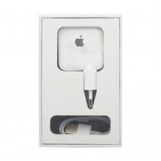 СЗУ с выходом USB 2,1 А+USB кабель Apple 8pin (коробка)