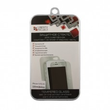 iPhone 5 защитное стекло 2в1