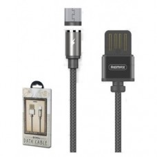 USB Дата-кабель Micro USB 1,5A в оплетке (Remax) RC-095m