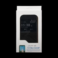 Samsung A3/A300 чехол/книжка (View Cover)с окном
