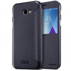 Samsung A5/A520F (2017) чехол книжка (Nillkin) с окном