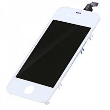 Дисплей iPhone 4S(белый) с тачскрином 1 категория