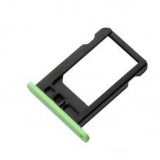 iPhone 5С держатель SIM-карты (зеленый)