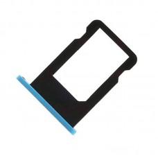 iPhone 5С держатель SIM-карты (голубой)