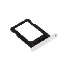 iPhone 5С держатель SIM-карты (белый)