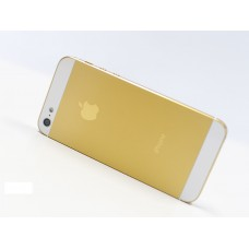 Корпус iPhone 5 (Gold/блеск)