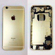 Корпус iPhone 5 (Имитация iPhone 6) Gold