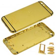 Корпус iPhone 6 Plus (Gold)