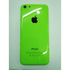 Корпус iPhone 5C (Green) с держателем сим-карты, заглушками
