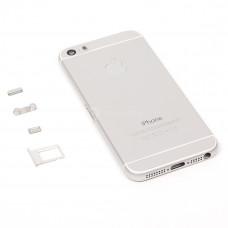 iPhone 5 (Имитация  iPhone 6) Silver Корпус