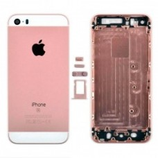 Корпус iPhone 5 (Имитация iPhone SE)(Rose-Gold)